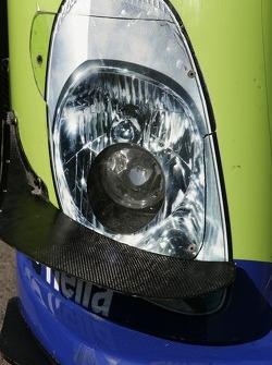 Detail of the Krohn Racing Pontiac Riley