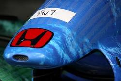 Honda Racing F1 Team nose