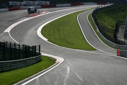 Spa-Francorchamps track walk
