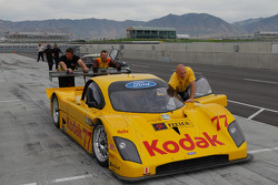 The #77 Feeds The Need/ Doran Racing Ford Doran