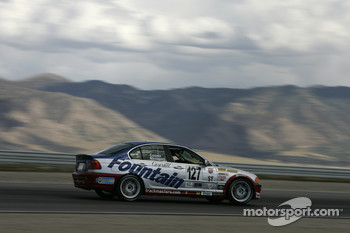 #127 Fountain Motorsports BMW 330i: Guy Cosmo, VJ Mirzayan