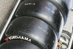 Brand new Yokohamas