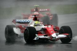 Ralf Schumacher, Toyota Racing, Kimi Raikkonen, Scuderia Ferrari