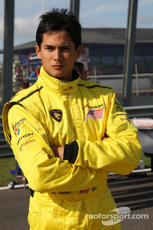 F1 was a dream come true for Alex Yoong