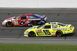 David Ragan and Paul Menard
