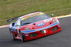 #51 AF Corse Motorola Ferrari 430 GT3: Gianmaria Bruni, Stéphane Ortelli