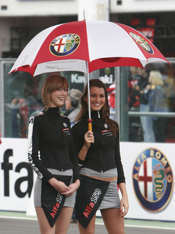 Miss Alfa Romeo