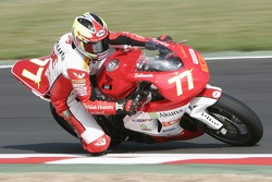 77-Barry Burell-Honda CBR 1000-MS Racing