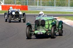 #77 MORGAN 4-4 TT 1937: Van Der Kroft A, NL
