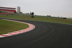 Interlagos track walk