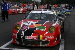 Prospeed Competition Porsche 997 GT3 RSR: Marc Lieb, Marc Basseng