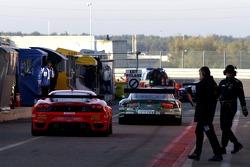 #63 Scuderia Ecosse Ferrari 430