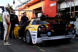 #4 Peka Racing Corvette C5R