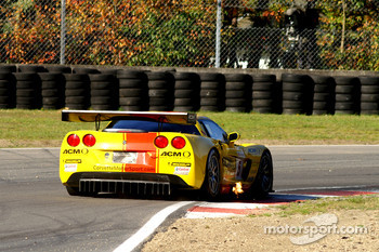 #5 Carsport Holland Corvette C6R
