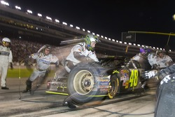 Pit stop for Jimmie Johnson