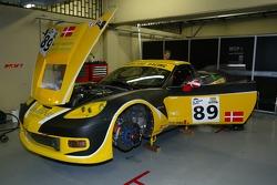 Markland Racing Corvette C6 Z06