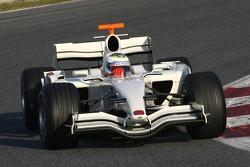Luca Filippi, Honda Racing F1 Team, RA107