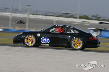 #65 TRG Porsche GT3 Cup: Duncan Ende, RJ Valentine, Mark Greenberg