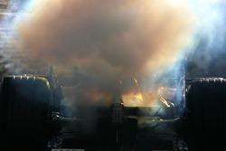 Jarno Trulli, Toyota Racing, smoking