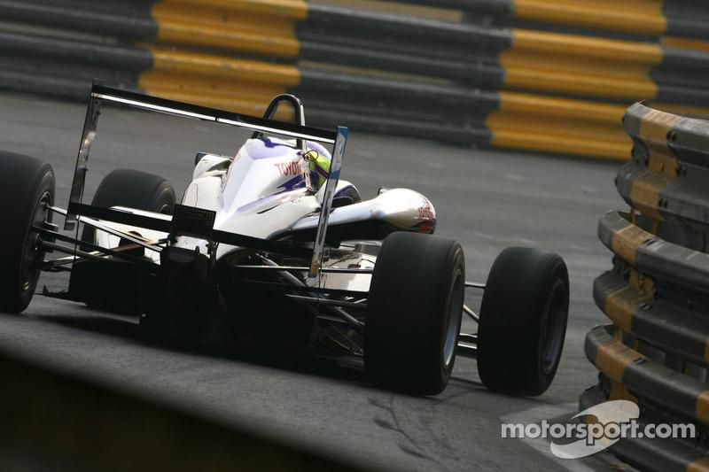 Oliver Jarvis, Team Reckless Tom's Dallara / Toyota-Tom's