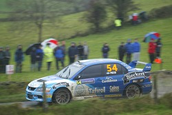 Gabriel Pozzo and Daniel Stillo, Mitsubishi Lancer Evolution IX