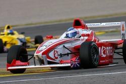 Daniel McKenzie, Fortec Motorsport