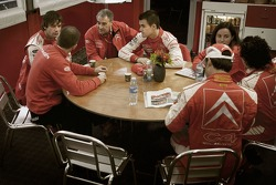 Citroen Total WRT briefing