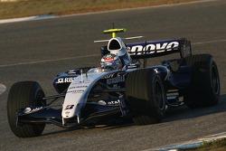 Nico Hulkenberg, WilliamsF1 Team, FW29-B