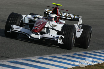 Franck Montagny, Test Driver, Force India F1 Team, F8-VII-B