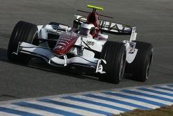 Franck Montagny, Test Driver, Force India F1 Team, F8-VII-B
