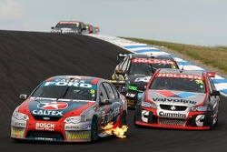 Russell Ingall (Caltex Racing Ford Falcon BF)