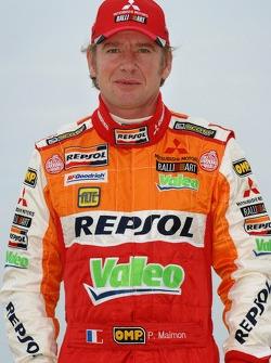 Repsol Mitsubishi Ralliart Team: Pascal Maimon
