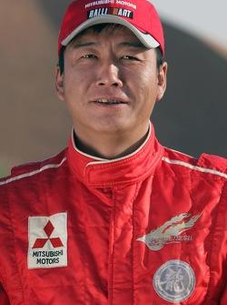 Monarch Mitsubishi Ralliart China Team: Liu Bin
