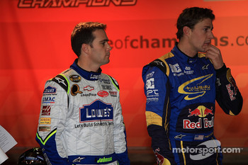 Team USA: Jimmie Johnson, Travis Pastrana