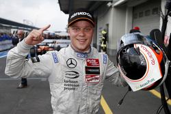 Winner Felix Rosenqvist, Prema Powerteam Dallara F312 - Mercedes-Benz