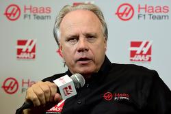 吉恩•哈斯,哈斯F1车队