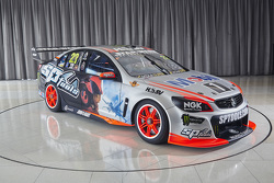 Light side Star Wars livery for the Holden Racing Team