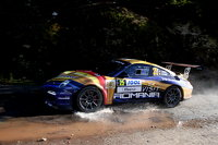 WRC Photos - Francois Delecour et Dominique Savignoni, Porsche 911 GT3