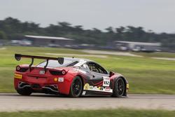 #112 Ferrari of Fort Lauderdale Ferrari 458: Dan O'Neal