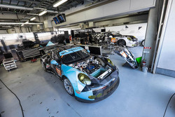 丹普西博通车队77号保时捷911 RSR:帕特里克·丹普西、帕特里克·隆、马尔科·泽弗里德