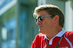 Graeme Lowdon, Manor Marussia F1 Team Chief Executive Officer