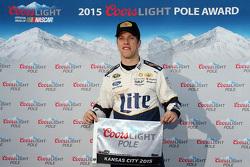 Ganador de la pole Brad Keselowski, Team Penske Ford