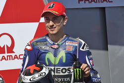 Third place qualifying for Jorge Lorenzo, Yamaha Factory Racing