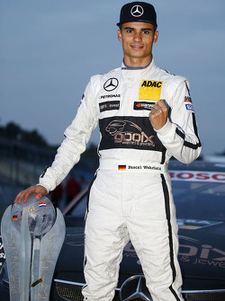 2015 champion Pascal Wehrlein, HWA AG