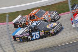 Caleb Holman and Ray Black Jr., SS-Green Light Racing Chevrolet