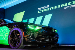 The Gen Six Chevrolet Camaro Krypton Concept
