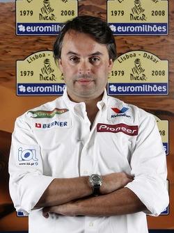 Portuguese teams presentation: Ricardo Leal dos Santos