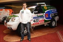 Equipa Padock: Helder Oliveira
