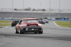 #87 Farnbacher Loles Motorsports Porsche GT3 Cup: Dirk Werner, Dominik Farnbacher, Pierre Ehret, Timo Bernhard