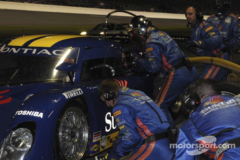 #10 SunTrust Racing Pontiac Riley: Wayne Taylor, Max Angelelli, Michael Valiante, Ricky Taylor